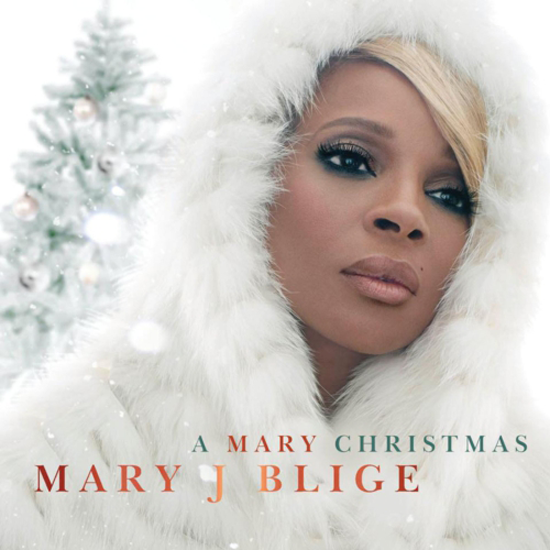 mary-j-blige-christmas- Win an Autographed copy!! A Mary Christmas
