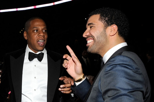 drake-beyonce-and-jay-z-at-2013-grammys