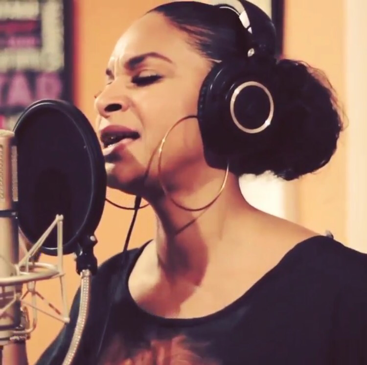 WATCH] Teedra Moses Covers Unknown Immortal Orchestra's-So Good At ...
